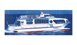 ファミリーホール高津の海洋散骨、横須賀出港80名様プラン327,800円