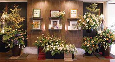 ファミリーホール高津、祭壇和モダン374,000円