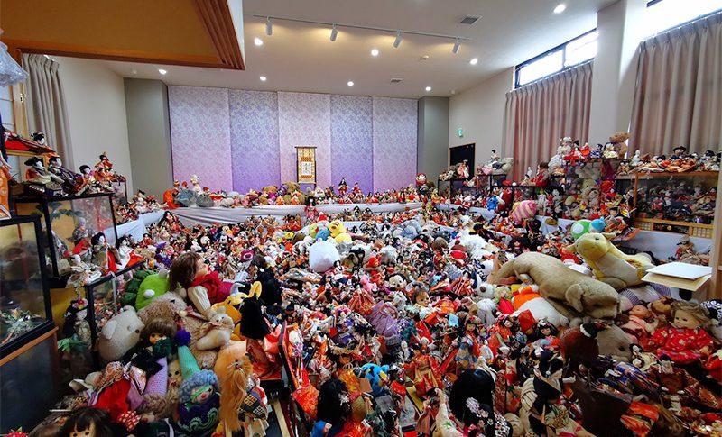 ファミリーホール高津、人形供養祭開催のおしらせ